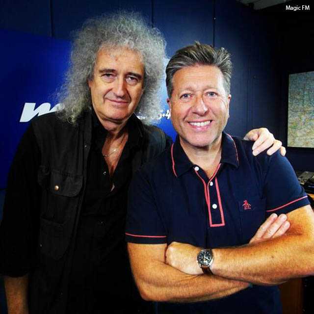Brian and Dr Fox