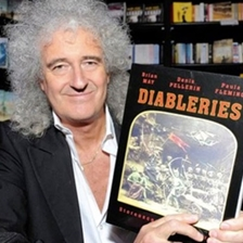 Brian May and Diableries book