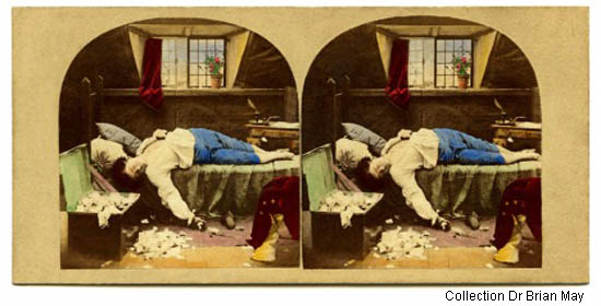 Michael Burr The Death of Chatterton