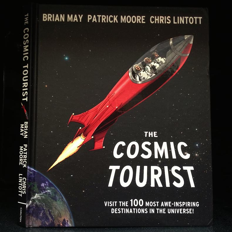 Cosmic Tourisit book