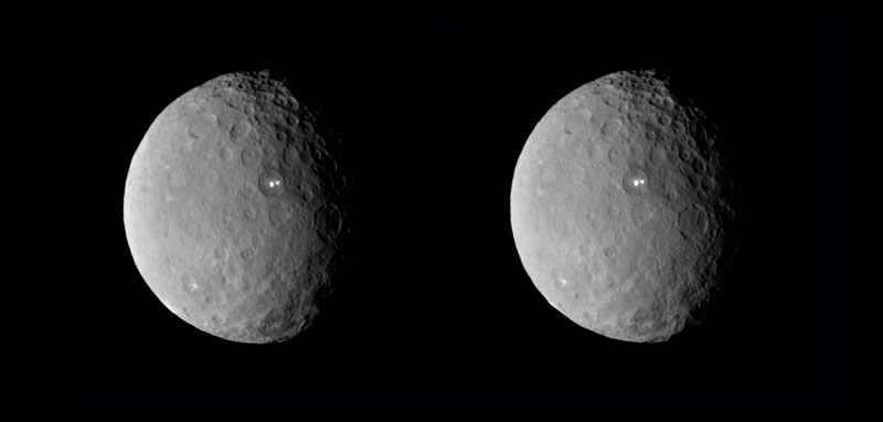 Ceres stereo