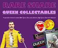 Rare Share Queen Collectables
