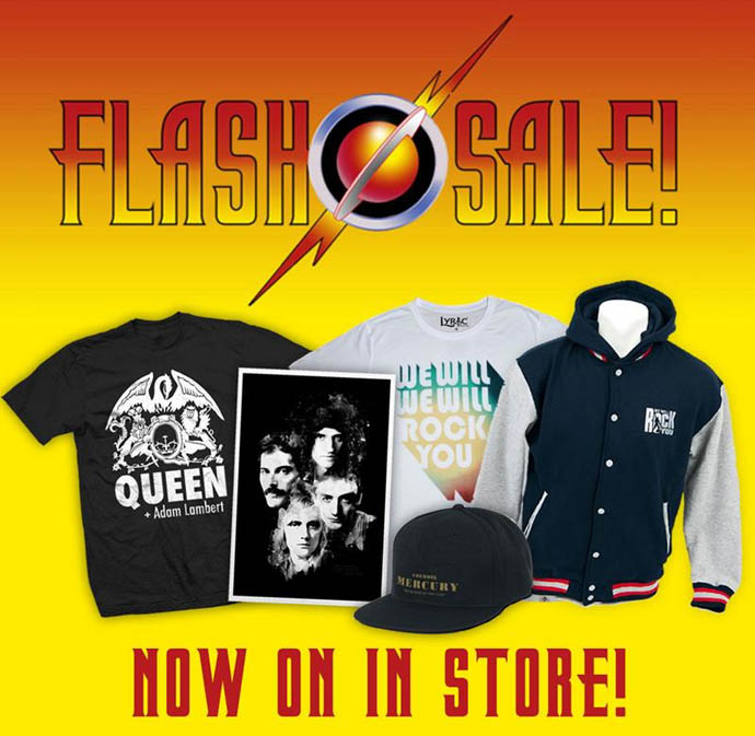 069572c82d5e09 Flash sale now on in the Official Queen Store. Lots of heavily discounted  lines and very limited stock! When it's gone, it's gone!